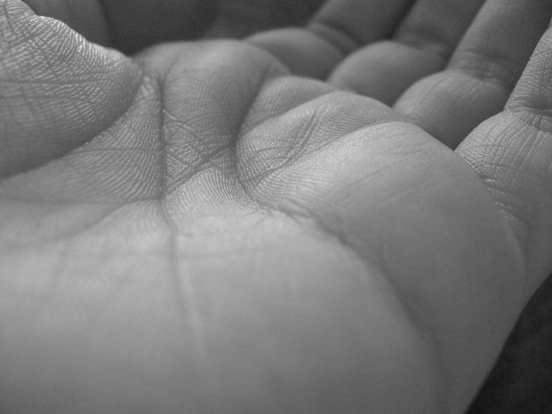 Meine hand
