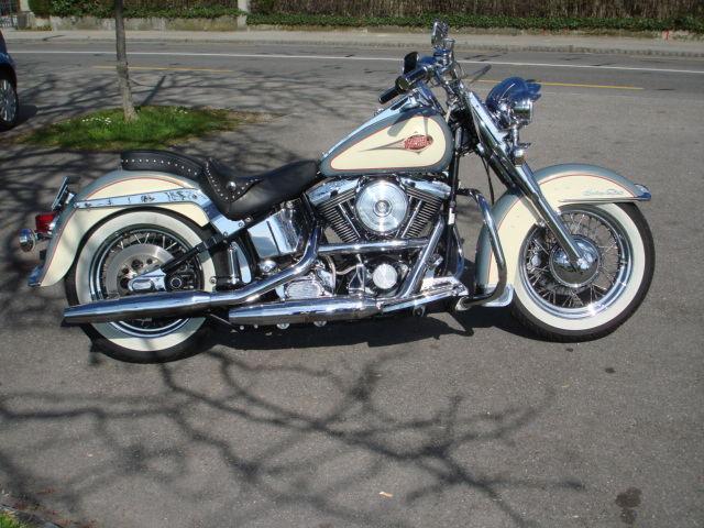 Meine Harley