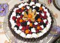meine hausgemachte Geburtstagstorte, hmmmmmm! von Jürg Scherrer
