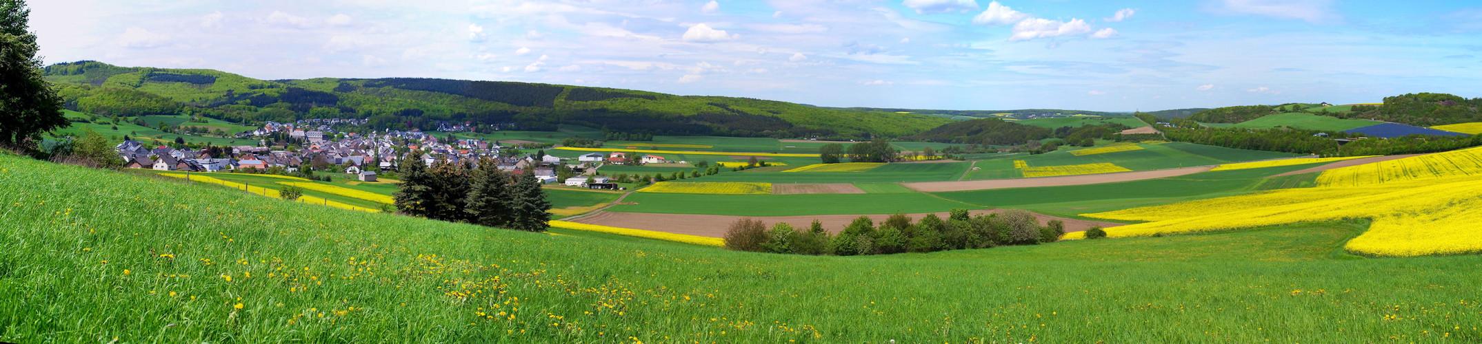 Meine Heimat, Wehr in der Eifel