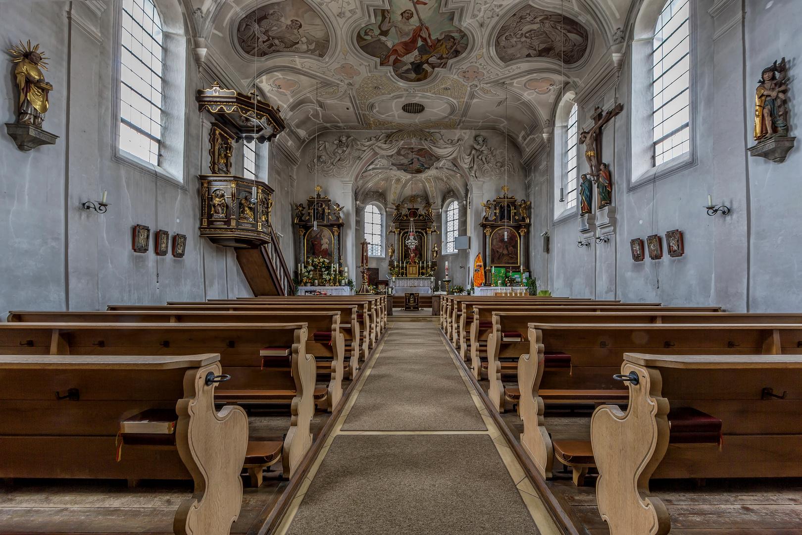 Meine Heimatkirche