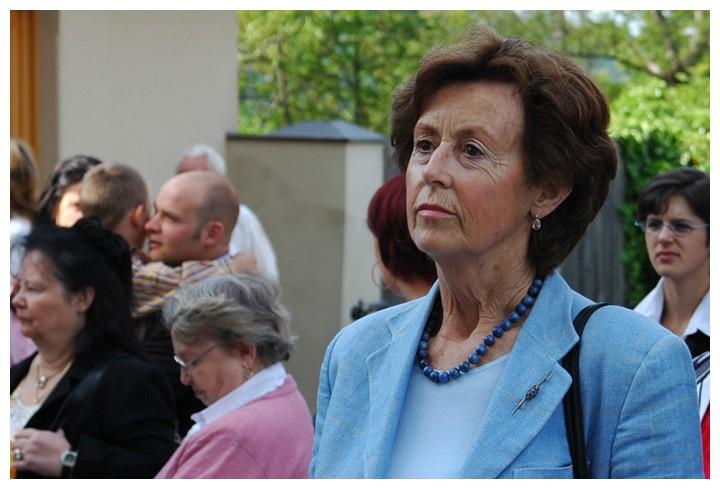 Hübsche Oma