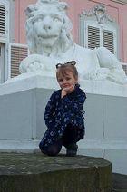 Meine Jüngste ( Virginia 5 Jahre )