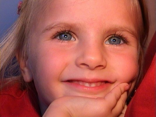 Meine kleine Nichte