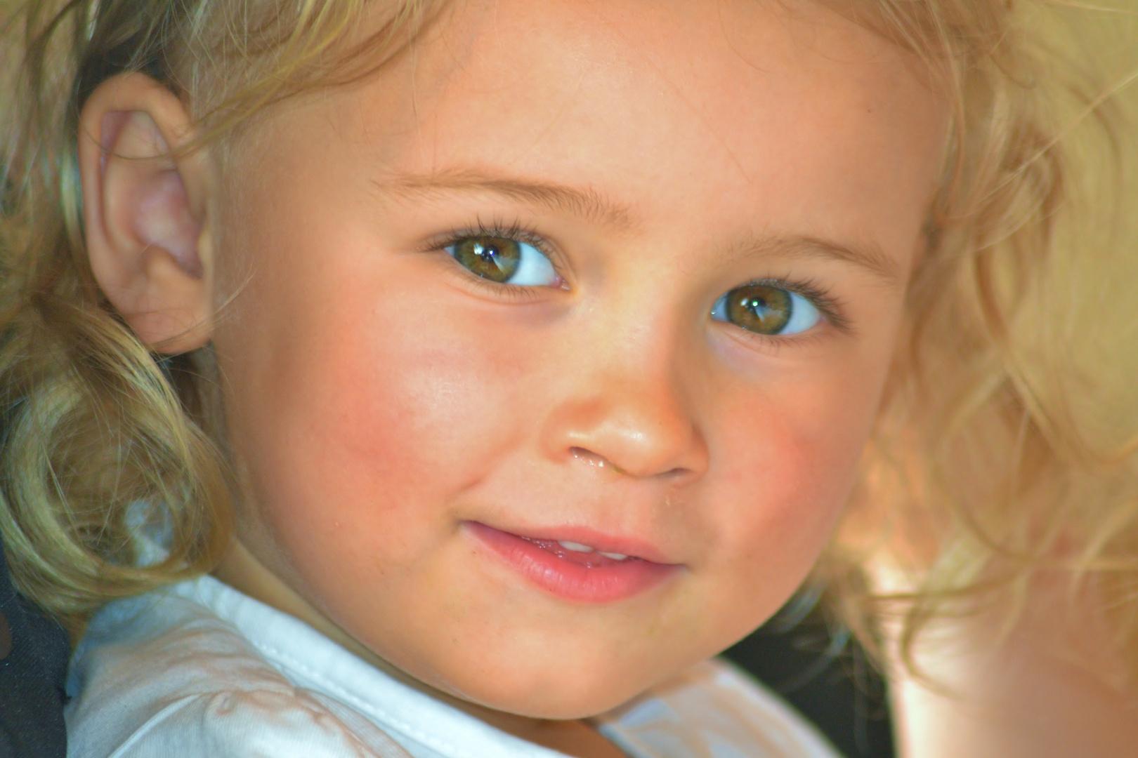 meine kleine Nichte 4