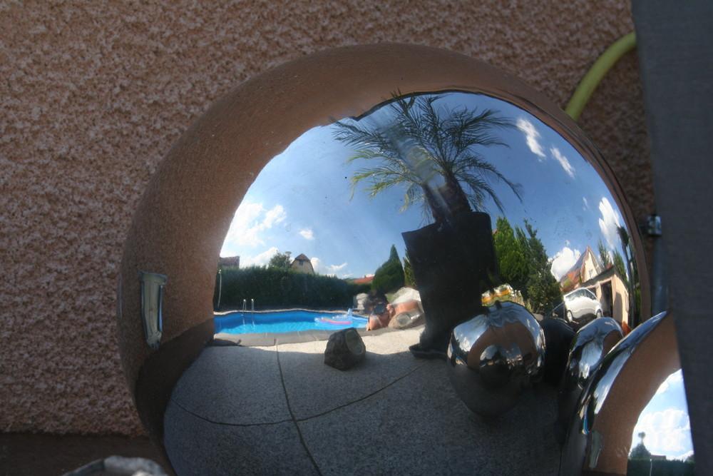 Meine kleine Poolwelt