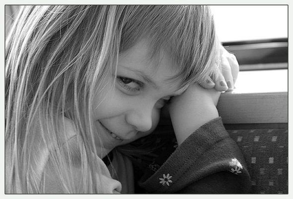 meine kleine Schwester Lara