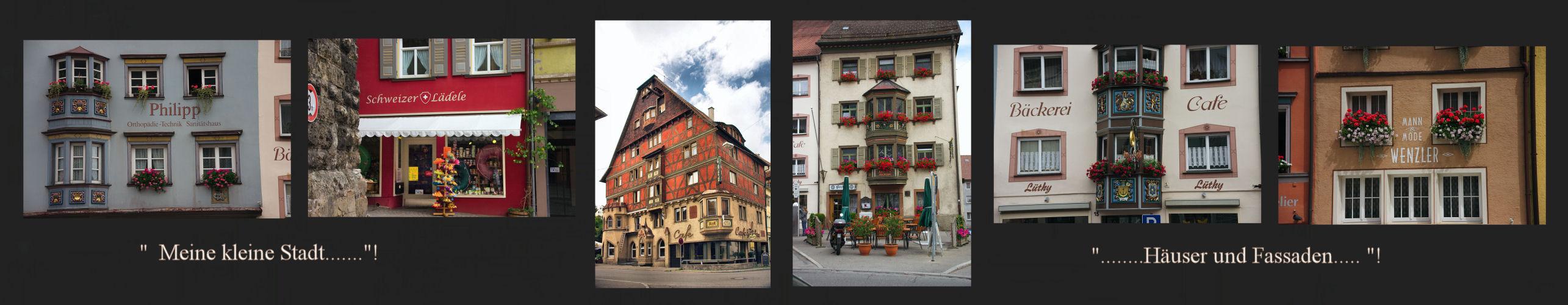 """........""""Meine kleine Stadt.........Rottweil a/N......""""!"""