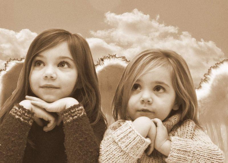 meine kleinen (B)Engel