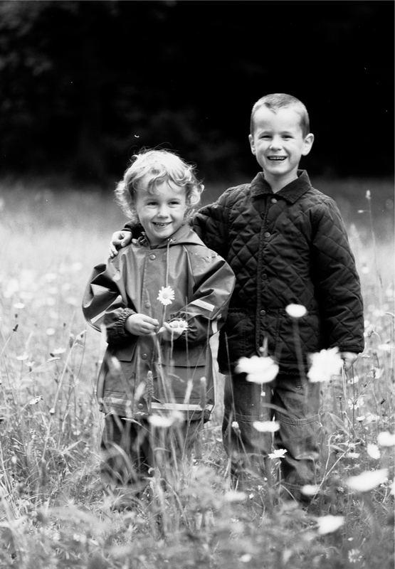 Meine kleinen Cousins