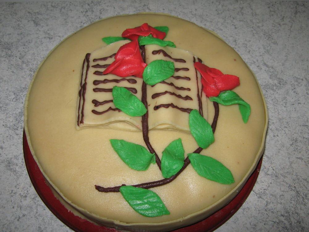 Meine Konfi Torte