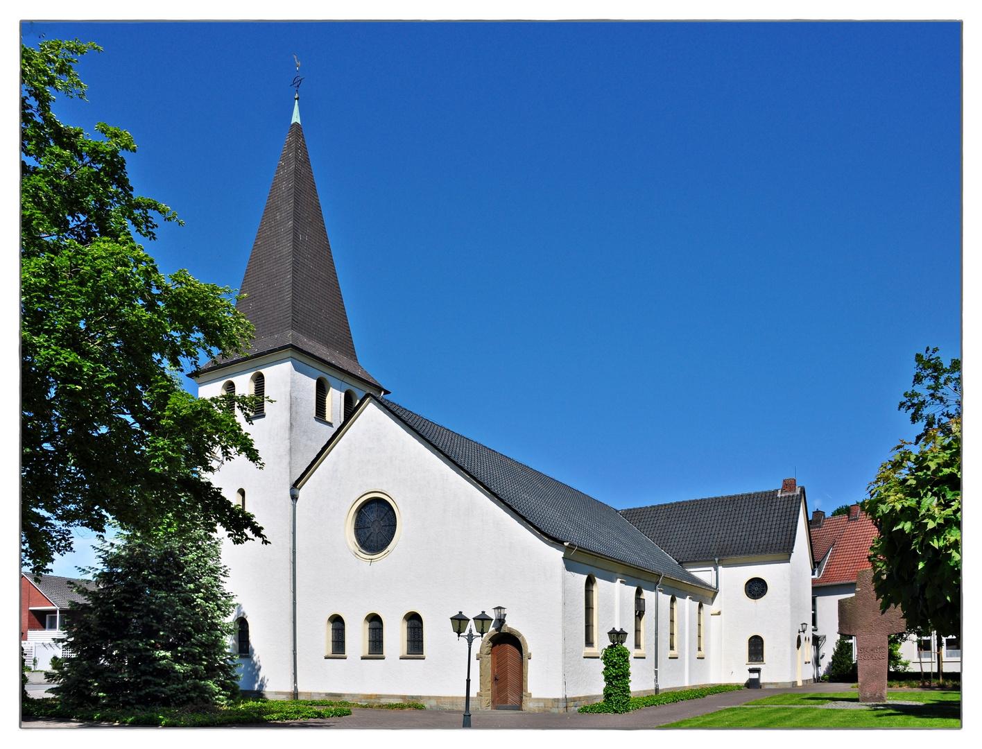 """Meine ländliche """"Sonntagskirche"""""""