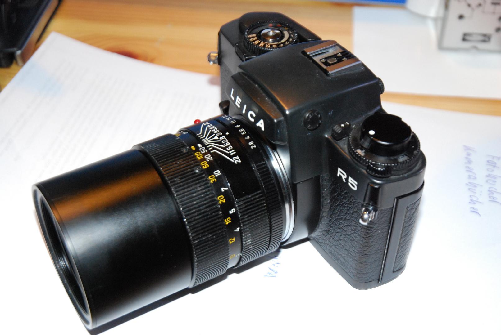 Meine Leica R5