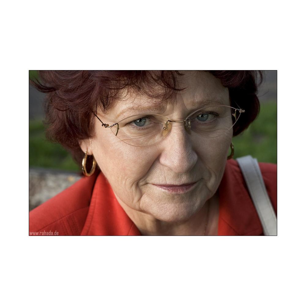 meine liebe Oma :-)