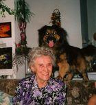 Meine liebe Oma und mein treuer Gefährte - beide für immer gegangen