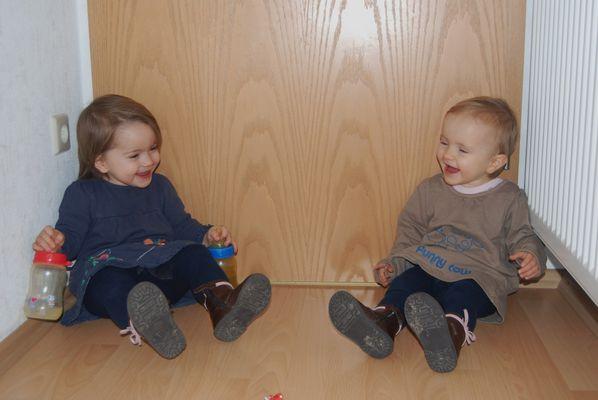 Meine lustigen Zwillinge