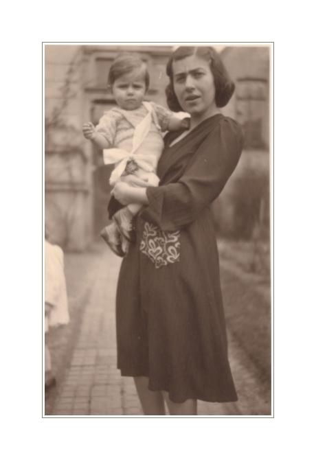 Meine Mama und Ich!