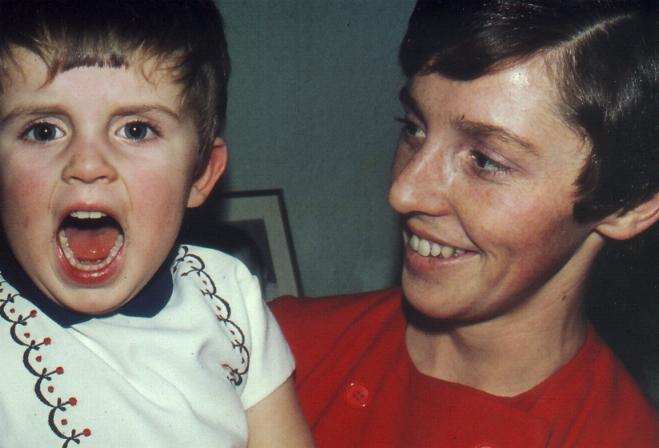 Meine Mama und ich