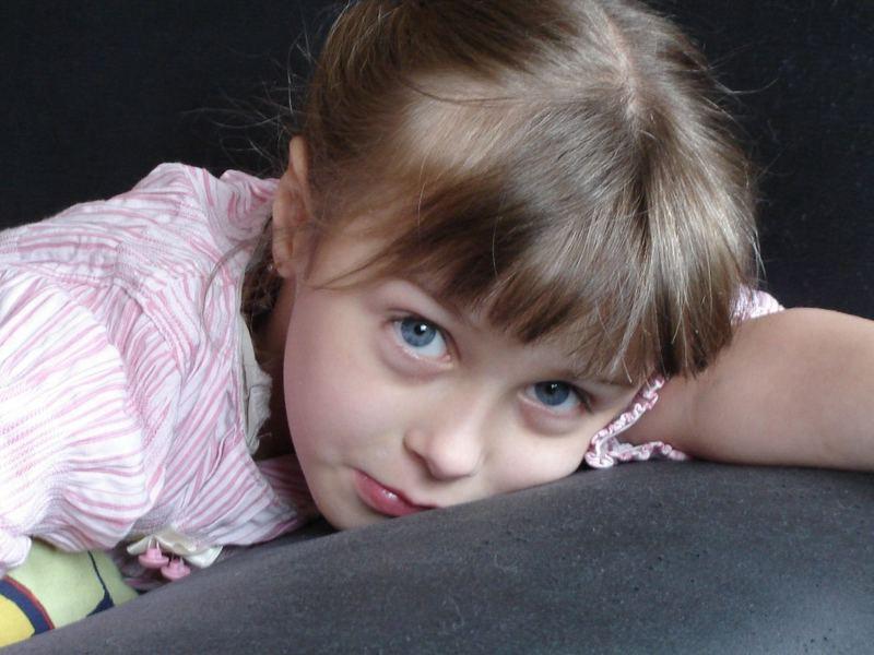 Meine mittlere Tochter Celine