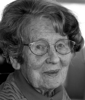 Meine Mutter - verstorben am Ostersonntag 2006...