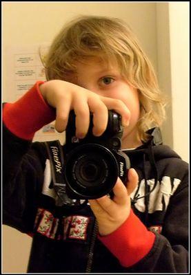 Meine neue Kamera!