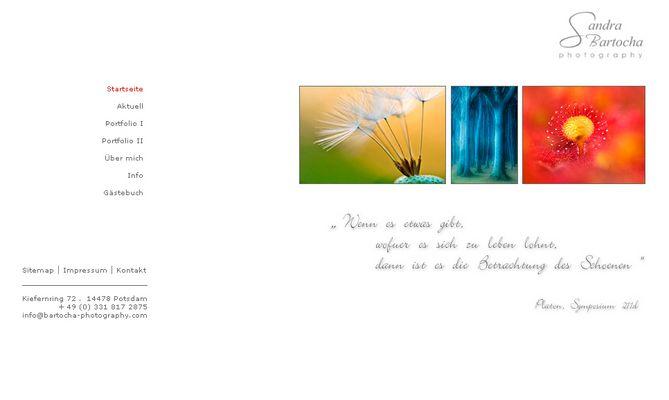 Meine neue Webseite ...
