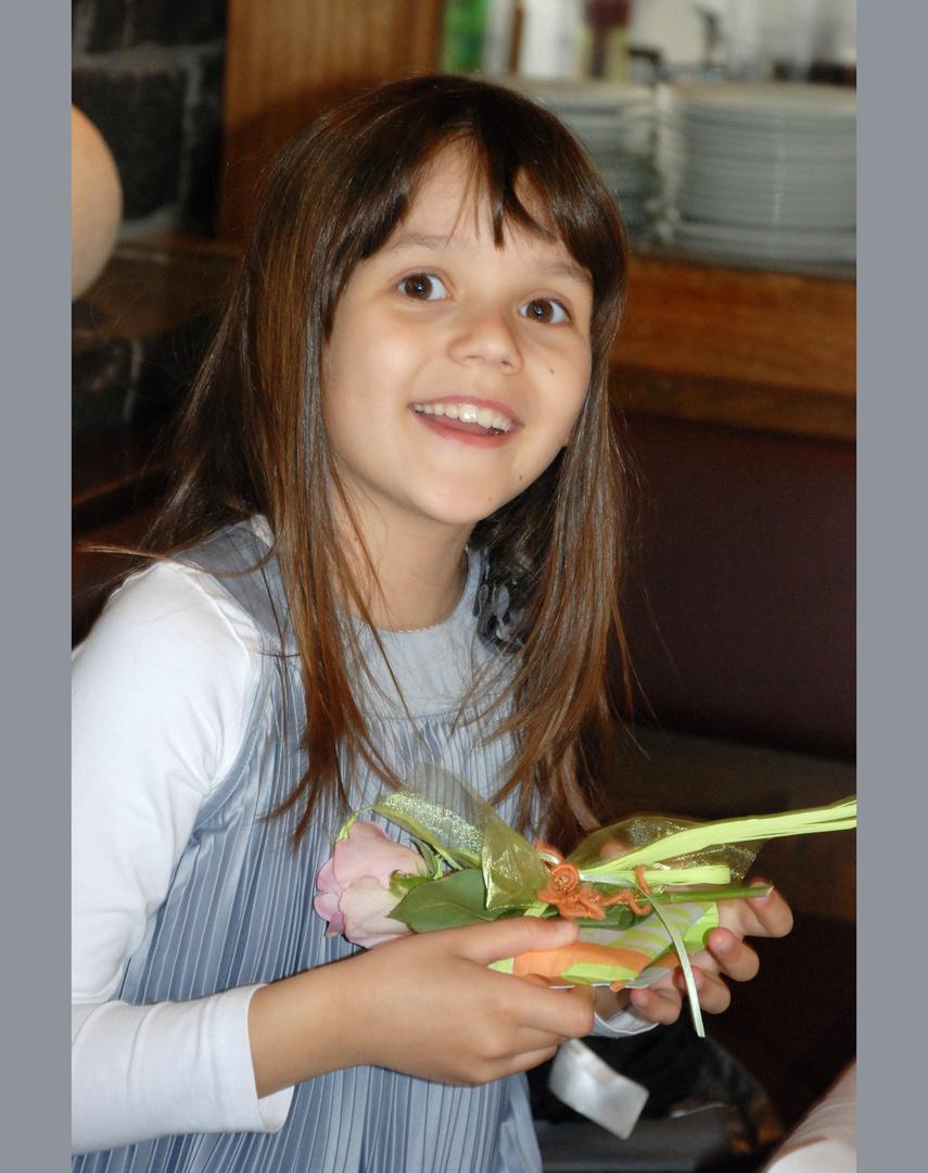 Meine Nichte Juna