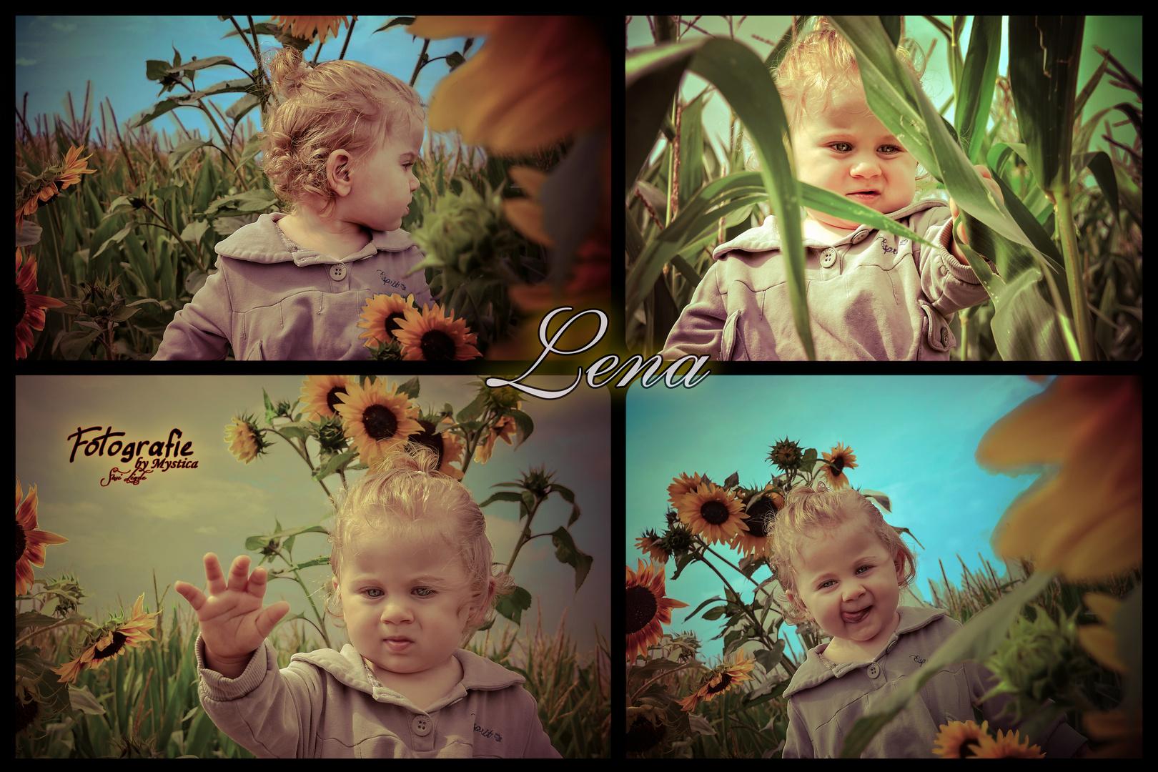 Meine Nichte Lena 3....