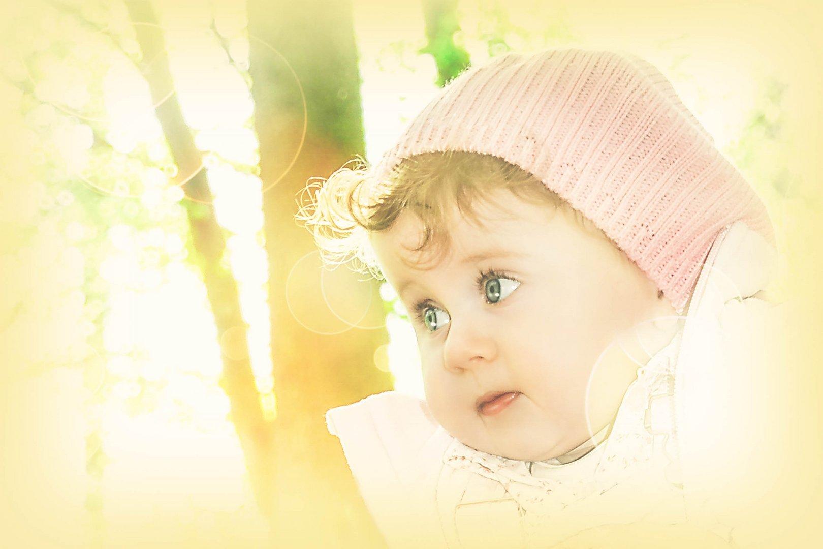 Meine Nichte Lena...