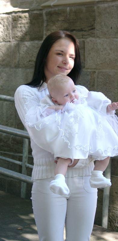 Meine Nichte und ich...