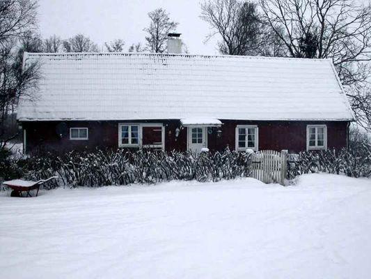 Meine nördliche Zufluchtstätte bei Streß :-)