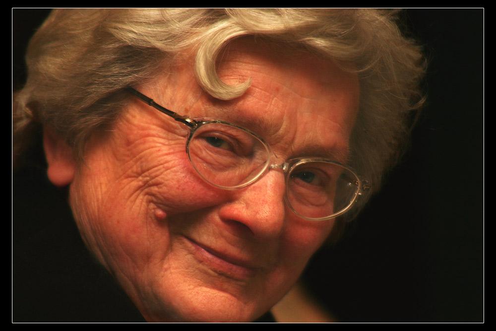 Meine Oma..