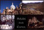 (M)eine Postkarte aus Cuenca