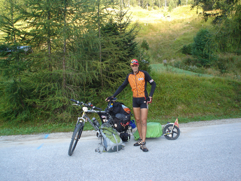 Meine Reise auf dem Jakobsweg mit dem Rad durch Europa