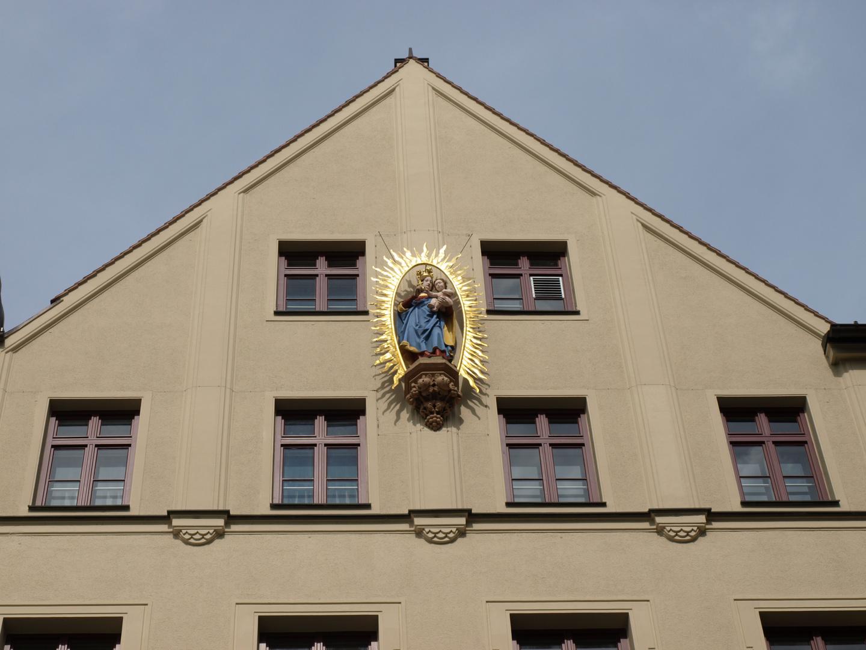 Meine Reise nach Augsburg und München -17- Ende