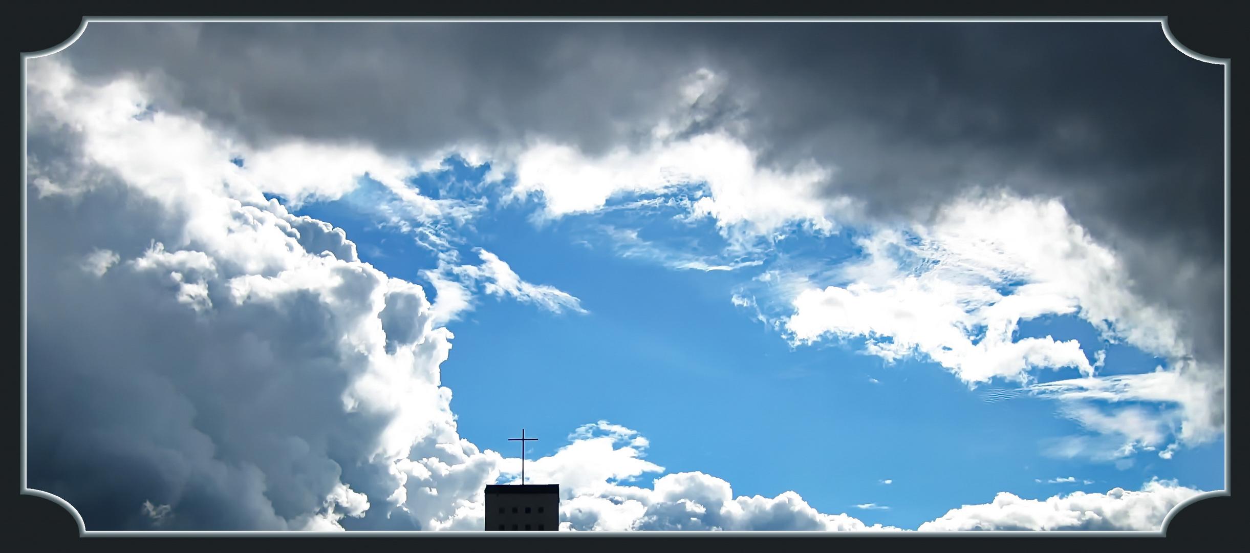 Meine Sammlung ... Wolken - Gebilde