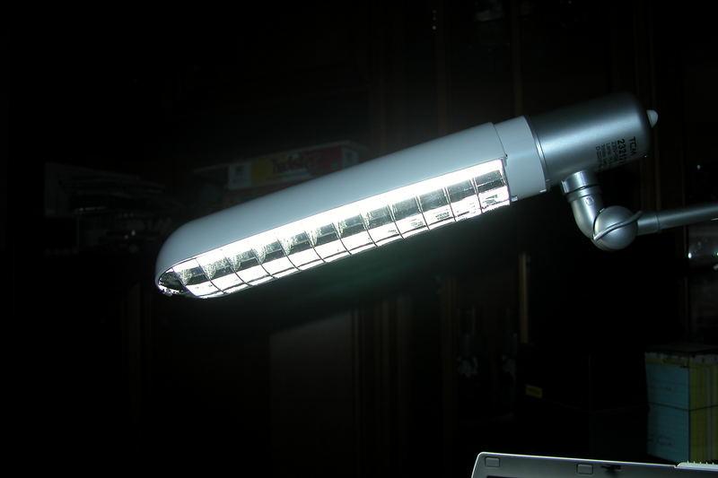 meine Schreibtischlampe