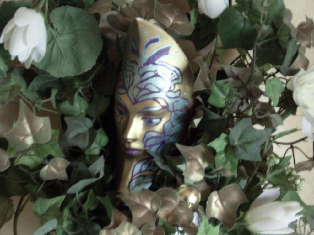 Meine selbstgemachte Maske