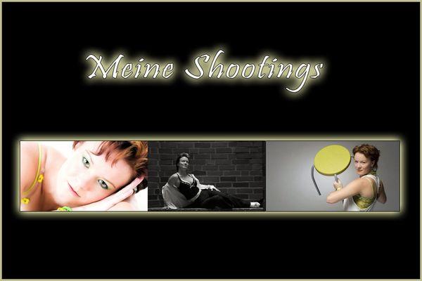 Meine Shootings...