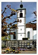 Meine Sonntagskirche St. Ulrich steht in Kreuzlingen