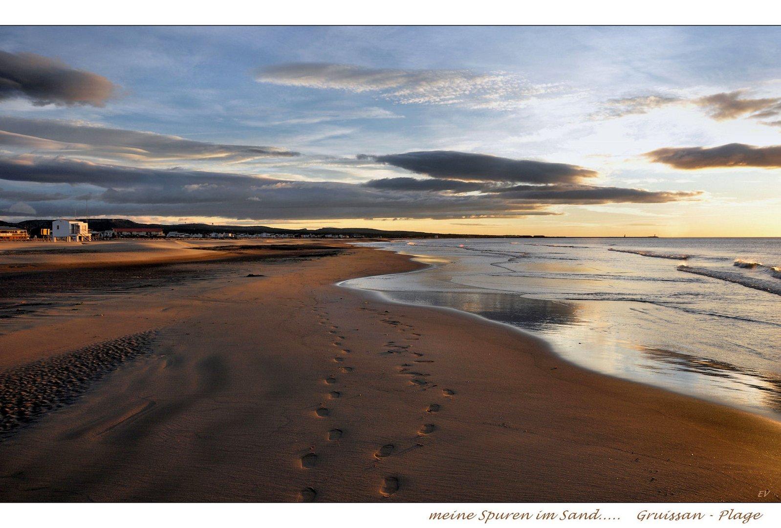 # meine Spuren im Sand -2-