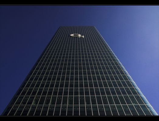 Meine Stadt II - Uptown-Turm O² (reloaded)