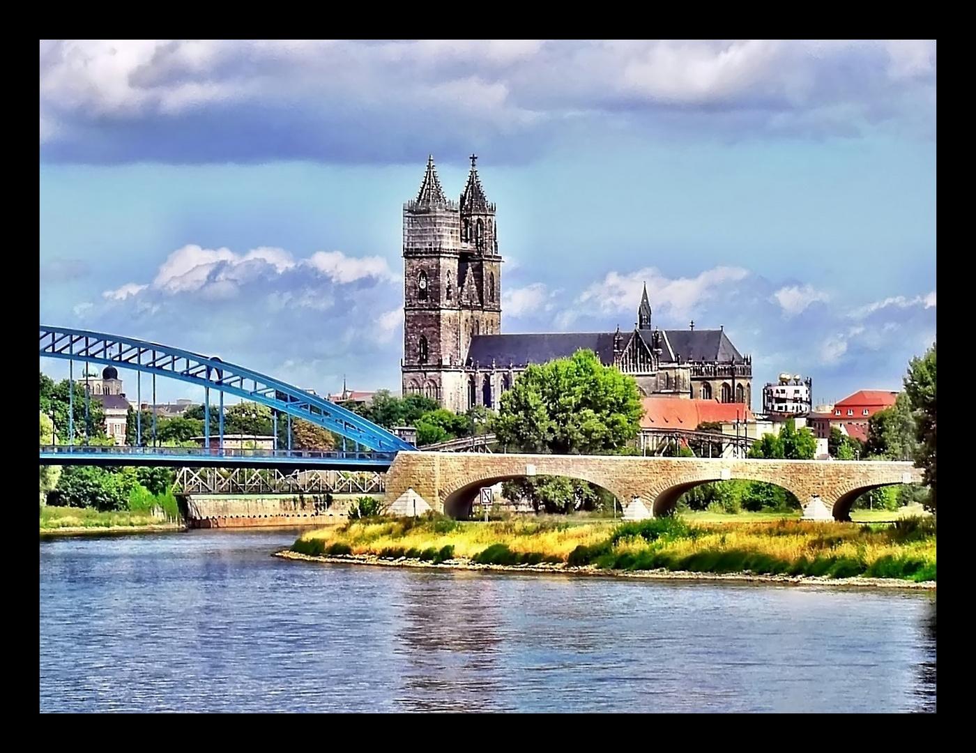 Meine Stadt Magdeburg