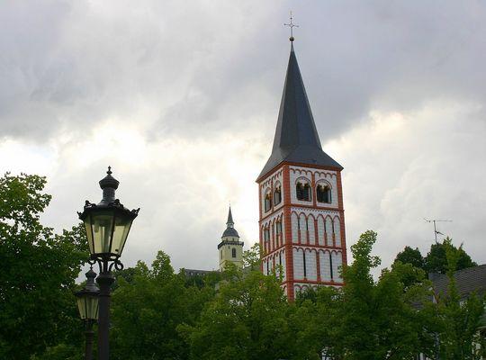 ..meine Stadt ( Siegburg)