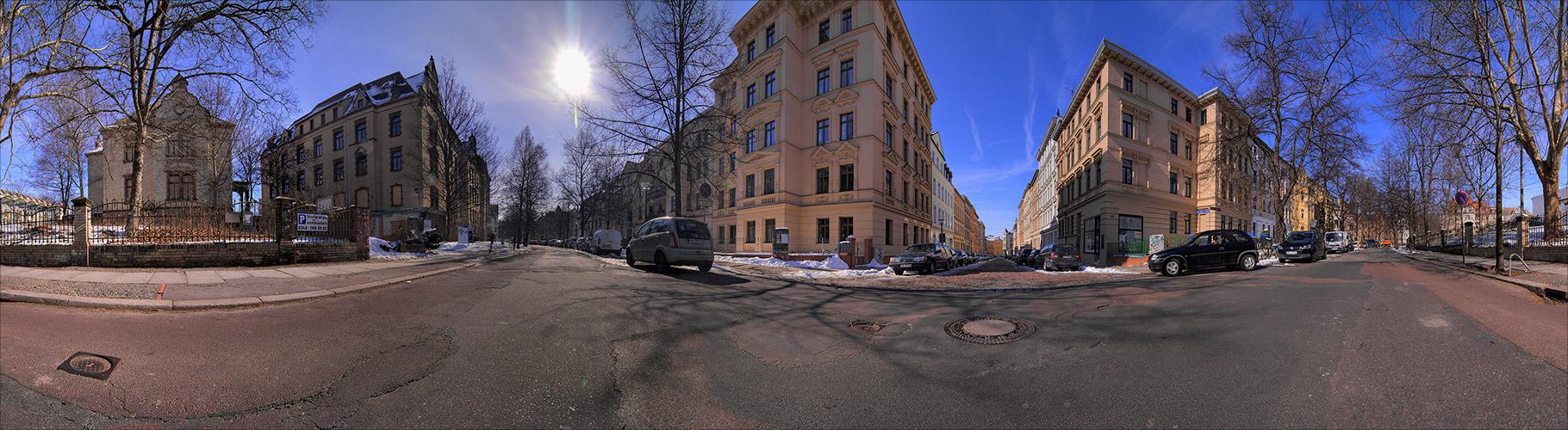 meine Straße, mein Block