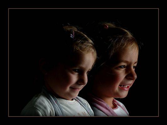 Meine süßen Nichten