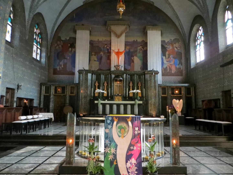 Meine Taufkirche ...