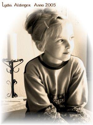 meine Tochter 2005