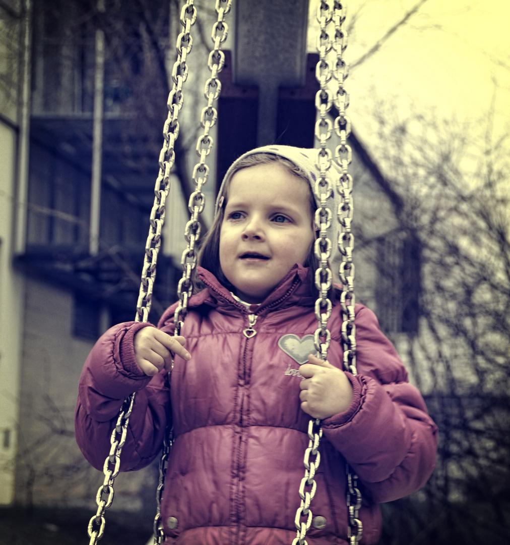 Meine Tochter!!