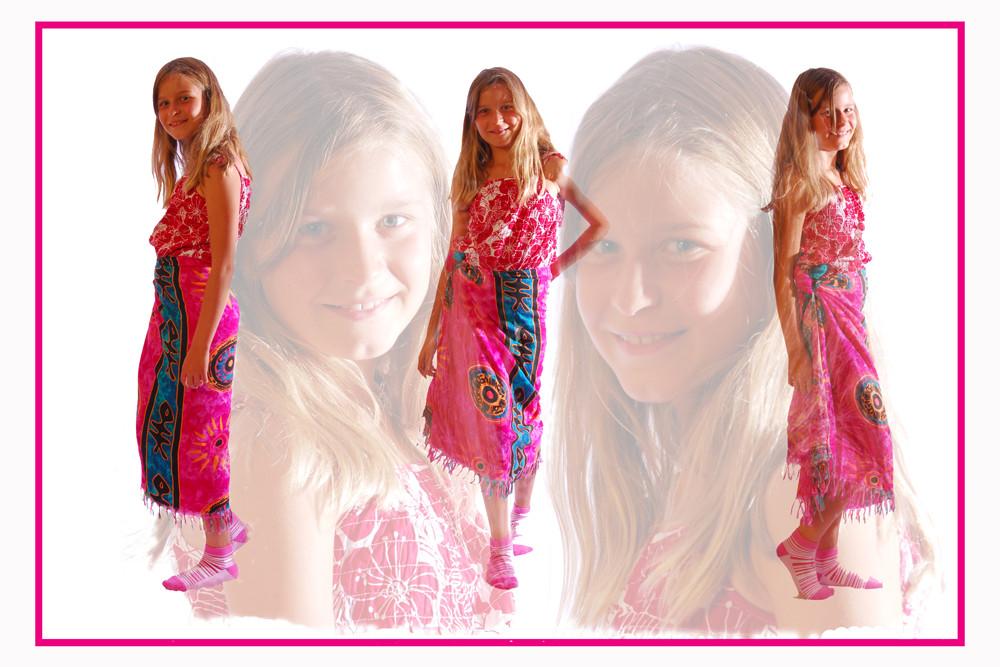 meine Tochter als mein lieblings Model